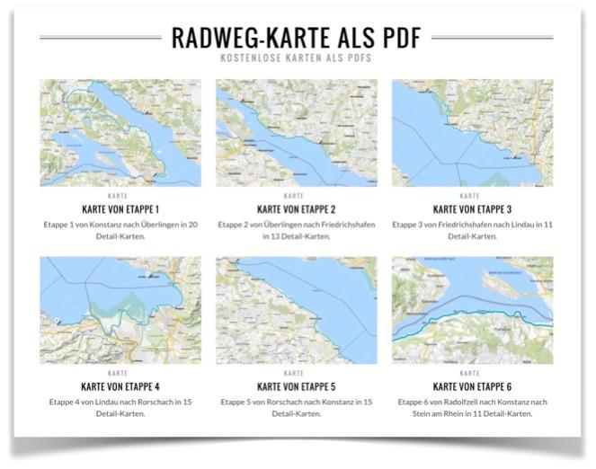 Die Detail Karten Zum Ausdrucken Bodensee Radweg De