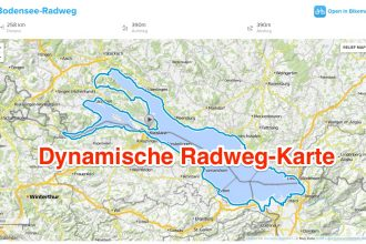 Radweg Karte Als Pdf Bodensee Radweg De
