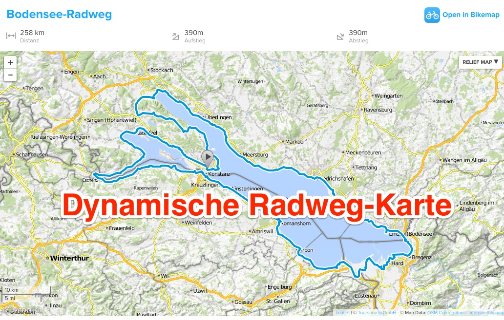 Zoombare karte bodensee for Bodensee karte